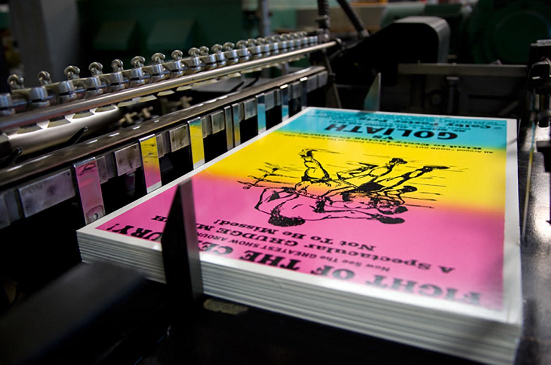 Печать больших плакатов